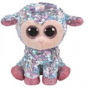 Ty Tulip - The Sequin Lamb - 6""