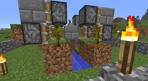 Minecraft Automatic Pumpkin Farm by Korey U0027s World Survival Mode Minecraft Java Edition