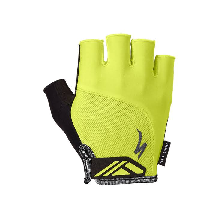 Specialized BG Dual Gel Gloves - Hyper - X-Large