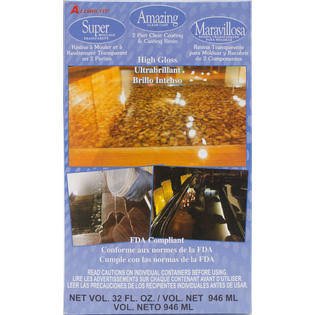 Amazing Casting Products 10591 Amazing Clear Cast Resin 32oz