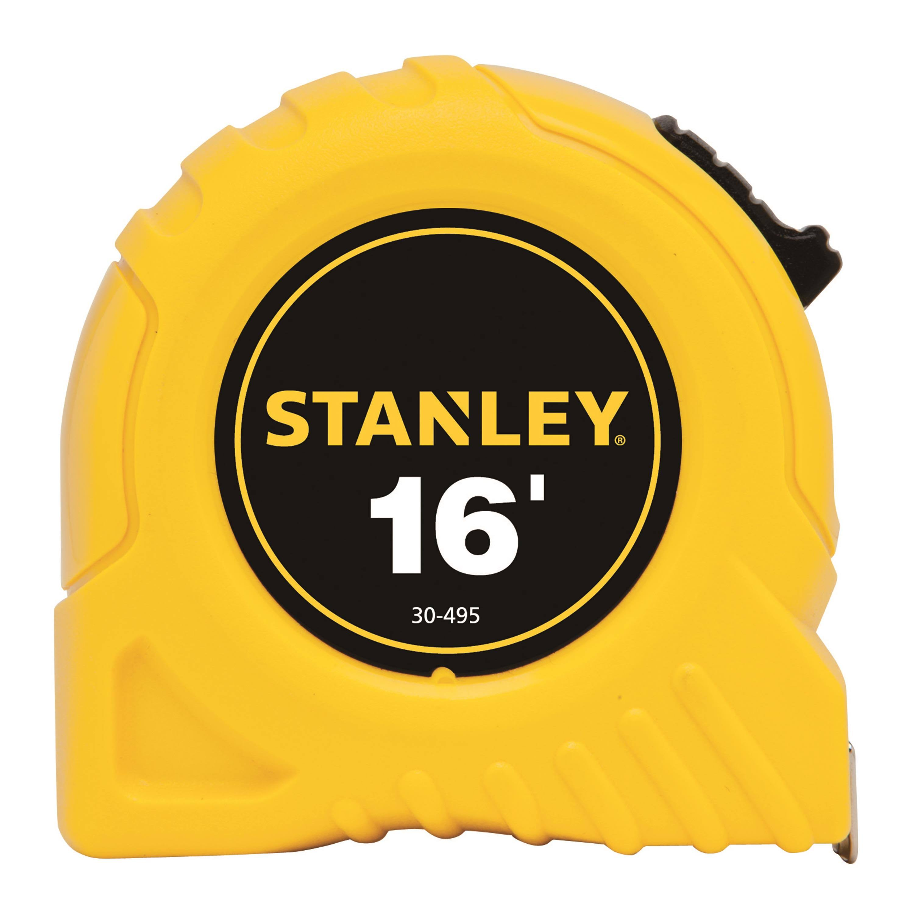 Stanley Tape Measure - 16' X 3/4""