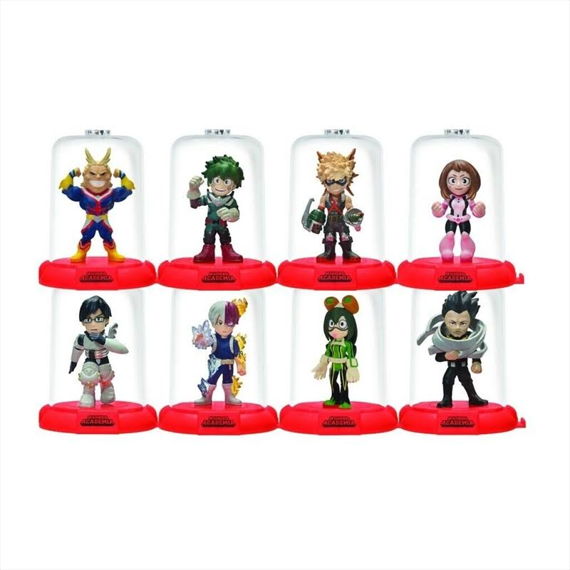 My Hero Academia Domez Blind Bag Series 1 - Blind Bag, Size: One Size