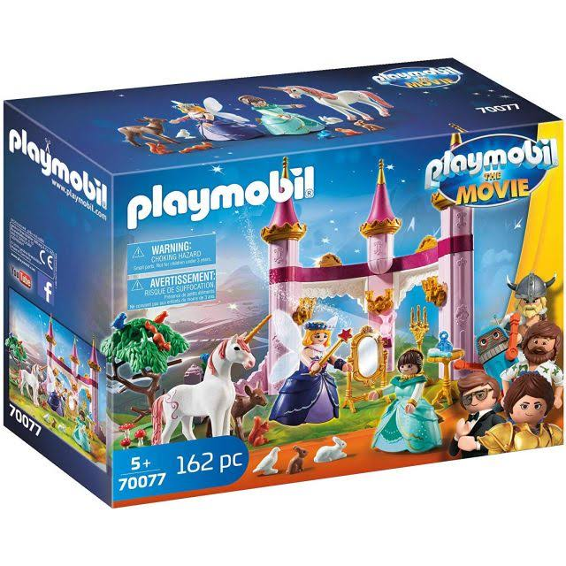 Playmobil the Movie Marla in the Fairytale Castle Playset - 162pcs