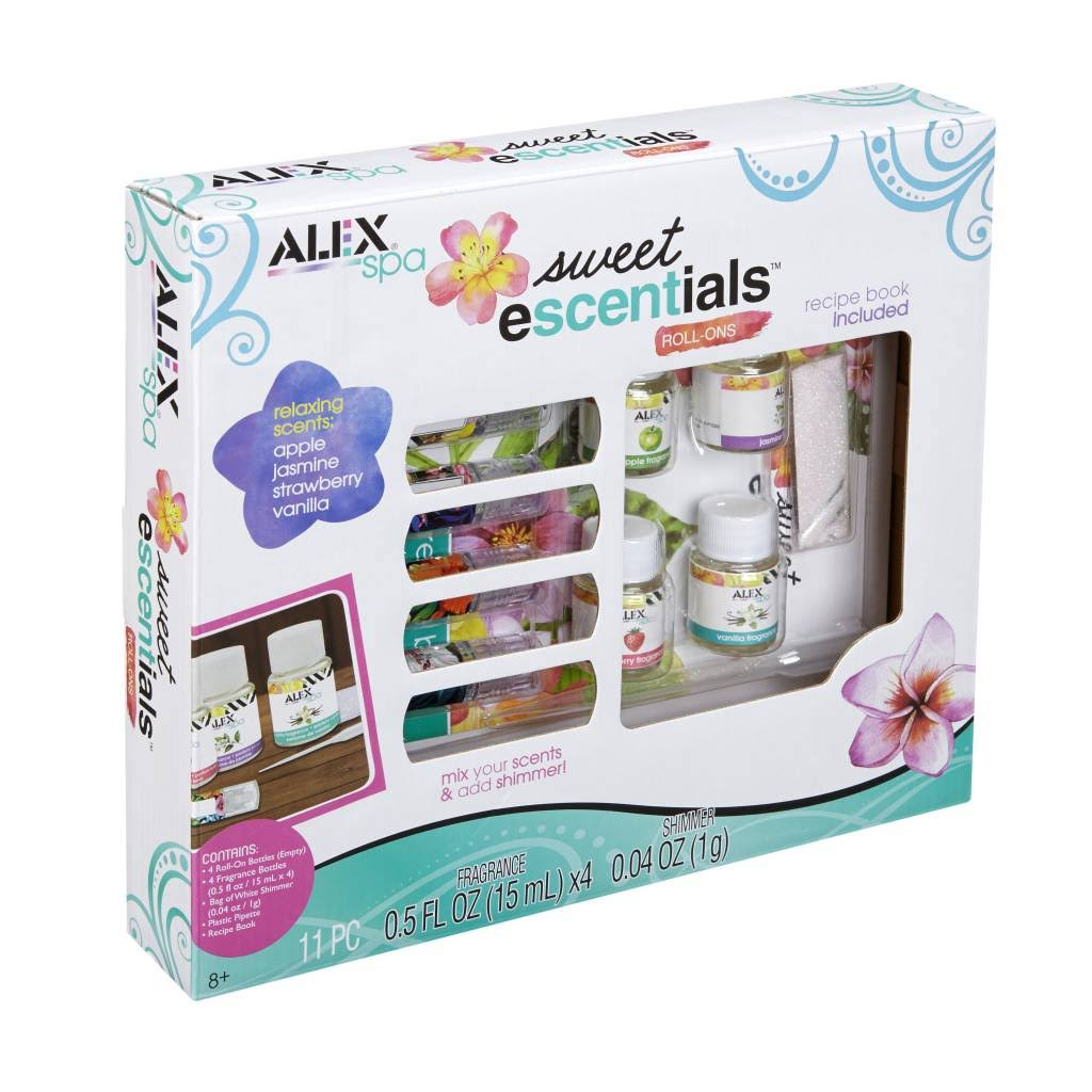 Alex Spa Sweet Escentials Roll-Ons