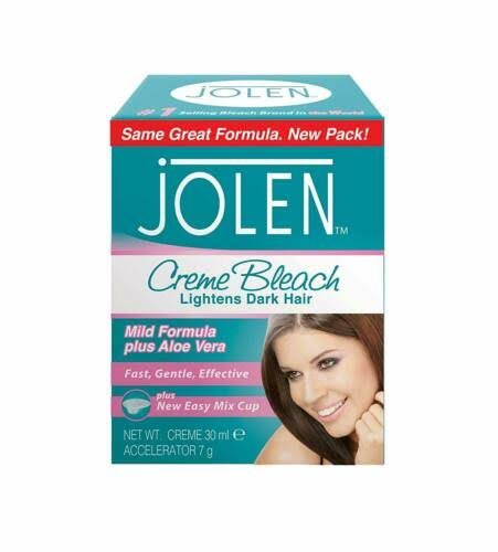 Jolen Creme Bleach - Plus Aloe, 28g