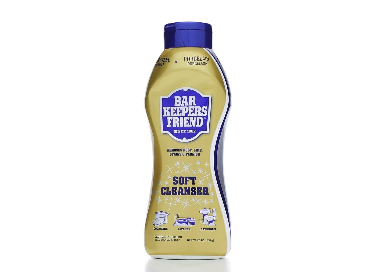 Bar Keepers Friend Liquid Soft Cleaner - 26oz