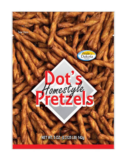 Dot's Homestyle Pretzels, 5 oz