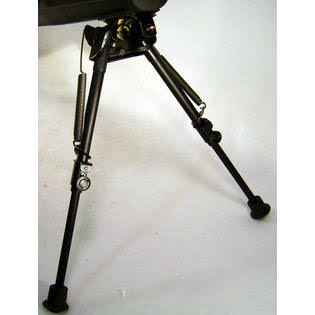 Harris Engineering S-L Hinged Base BiPod - 6-9""