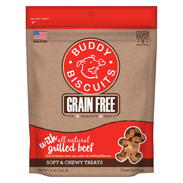 Cloud Star Buddy Biscuits - Slow Roasted Beef, 142g