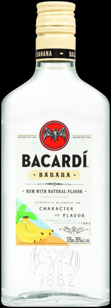 Bacardi Banana Rum 375ml