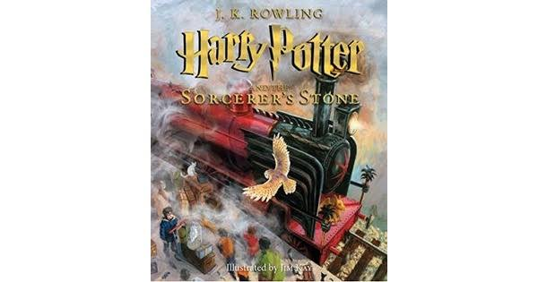 Harry Potter & the Sorcerer's Stone - J. K. Rowling