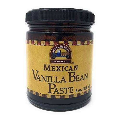 Blue Cattle Truck Mexican Bean Paste - Vanilla, 8oz