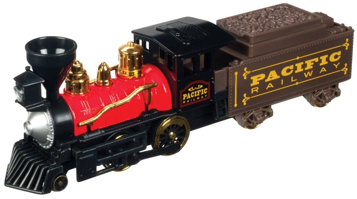 "Toysmith 10"" Classic Steam Engine"