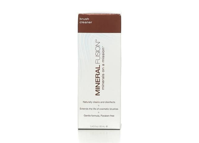 Mineral Fusion Make up Brush Cleaner - 3.45oz
