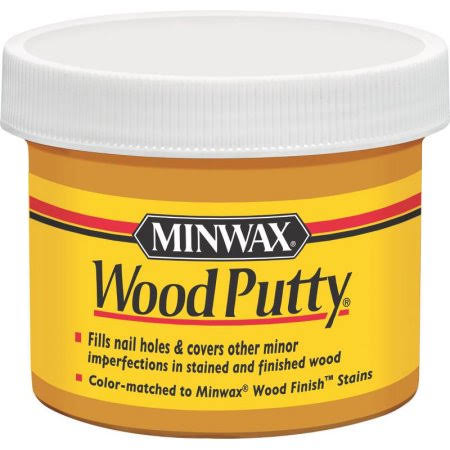 Minwax Wood Putty - Colonial Maple, 3.75oz
