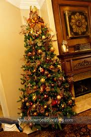Raz Gold Christmas Trees by 128 Best Red And Gold Christmas Images On Pinterest Christmas