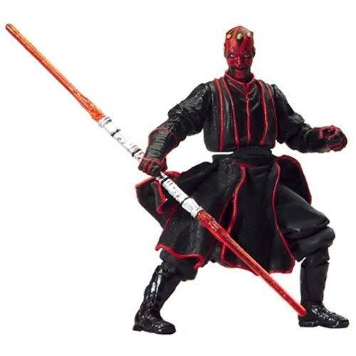 Star Wars: Episode 2 Action Figure - Darth Maul, 4""