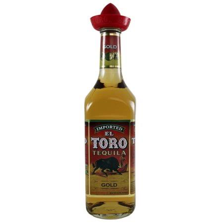 El Toro Gold Tequila - 750ml