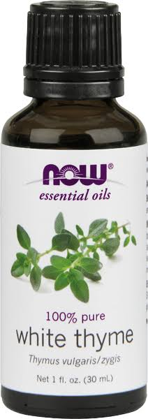Now Essential Oils White Thyme Oil - 30ml