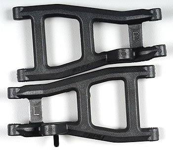 Rpm Rear A-Arms Nitro Traxxas Rustler - Black