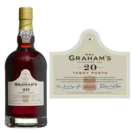 Graham's Tawny Port