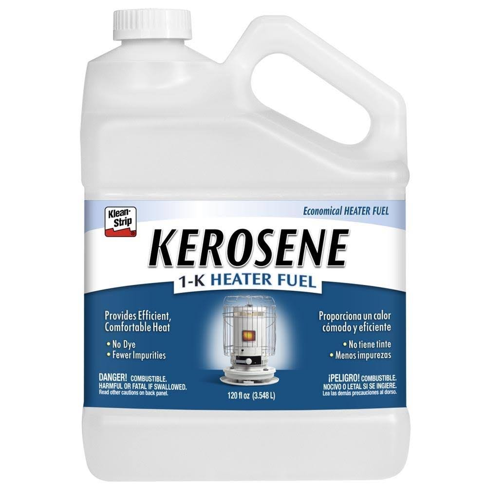 Kleanstrip Kerosene Heating Fuel Alternative - 1 Gallon