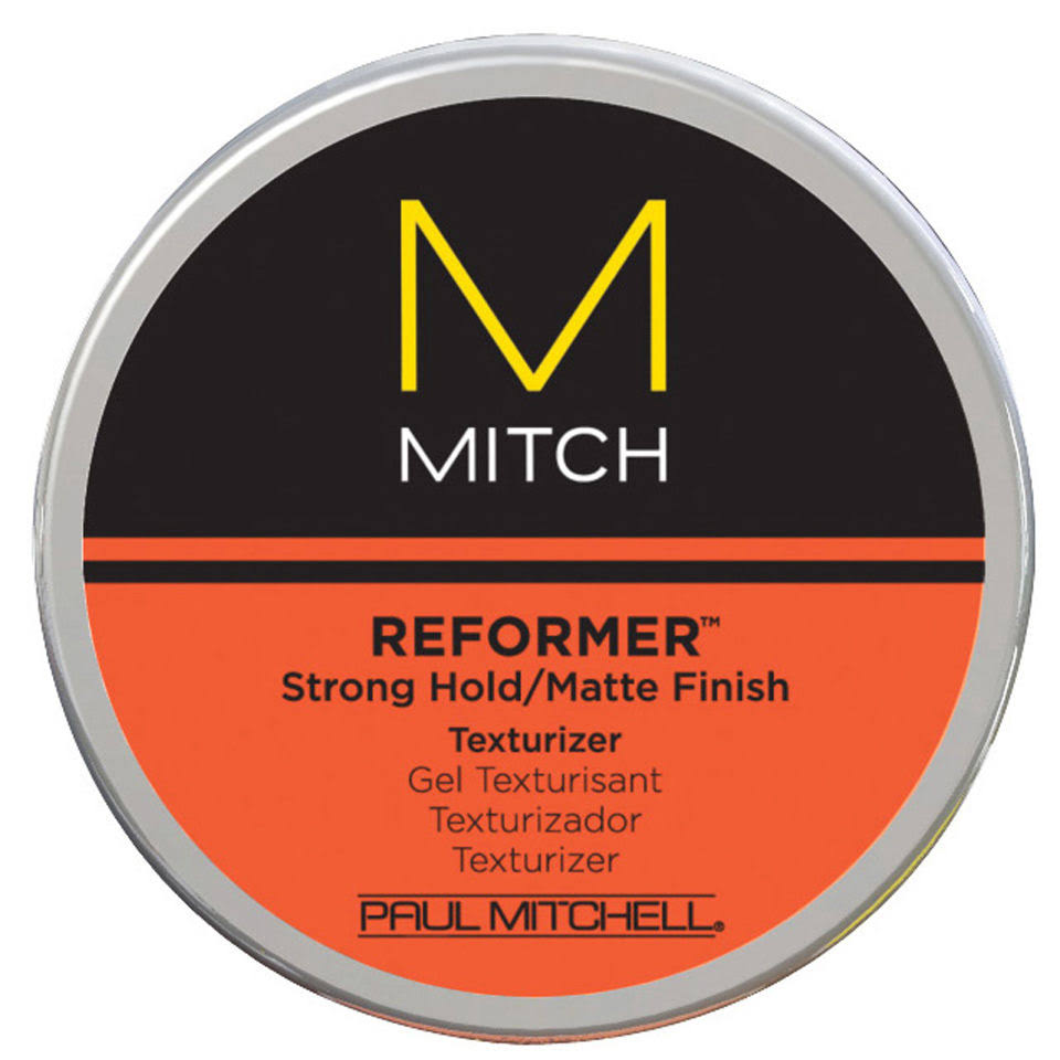 Paul Mitchell Mitch Reformer Strong Hold Matte Finish Texturizer - 3oz