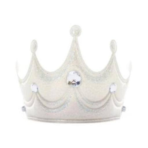 Little Adventures 63336 Princess Soft Crown Silver