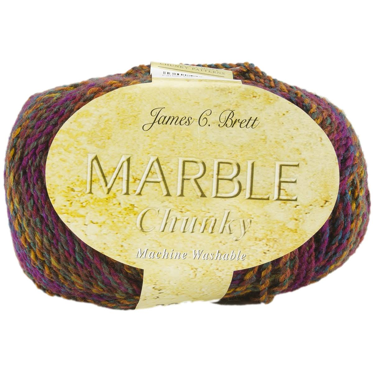 James C. Brett Marble Chunky - Shade 27