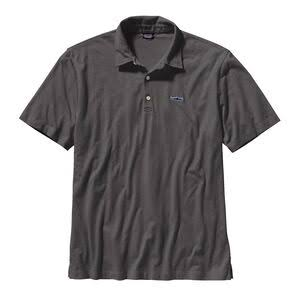 Patagonia Men's Forge Grey Trout Fitz Roy Polo - XL