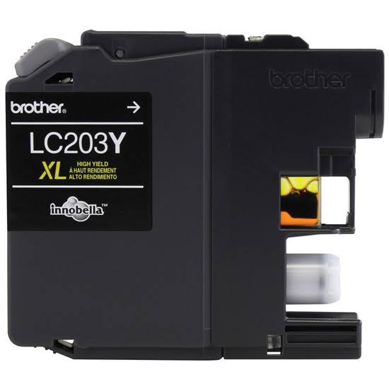 Brother High Yield Ink Cartridges - Yellow