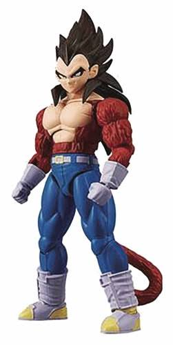 Bandai Dragon Ball GT Super Saiyan 4 Vegeta Figure Rise Standard Model Kit