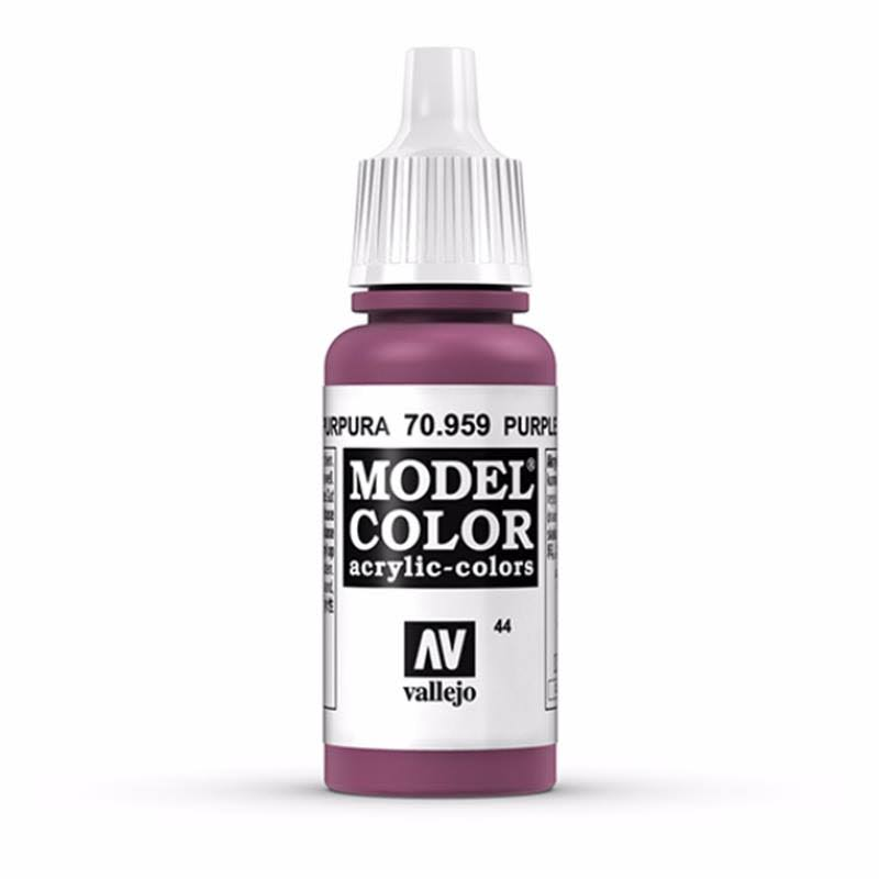 Vallejo Model Color Paint - #44 Purple