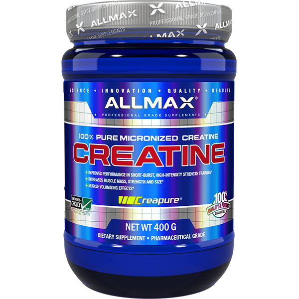 AllMax Nutrition Creatine Monohydrate Powder
