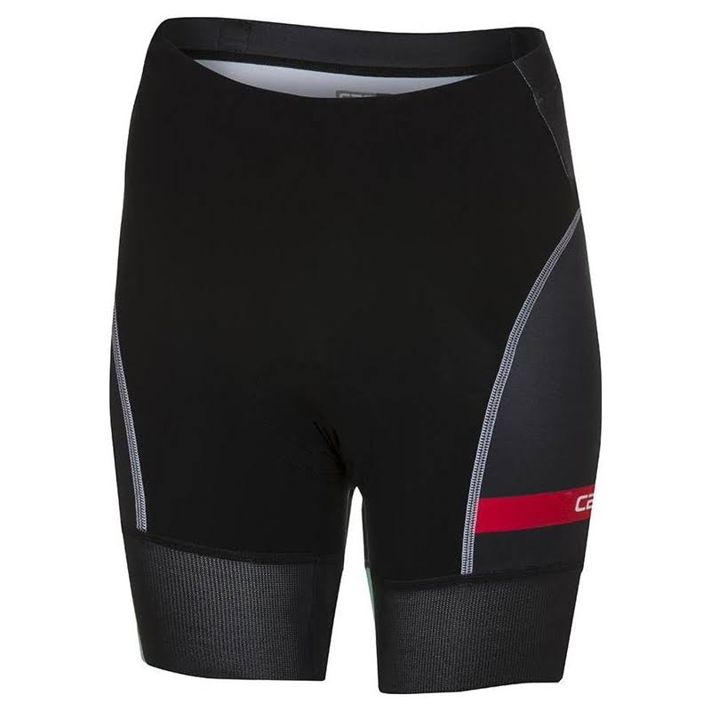 Castelli Free Tri Short - Women's Black, M