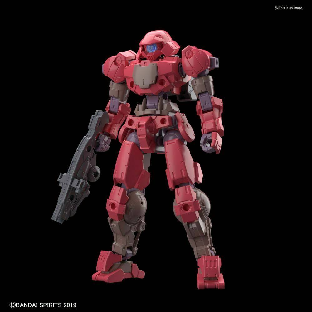 Bandai 30 Minute Missions Portanova Model Kit - Red