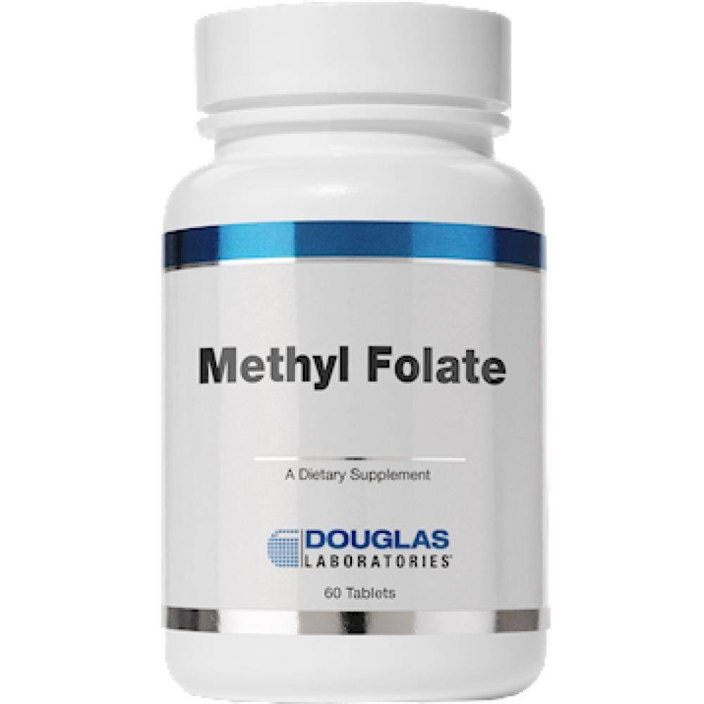 Douglas Laboratories Methyl Folate L-5-Mthf Supplement - 60 Tablets