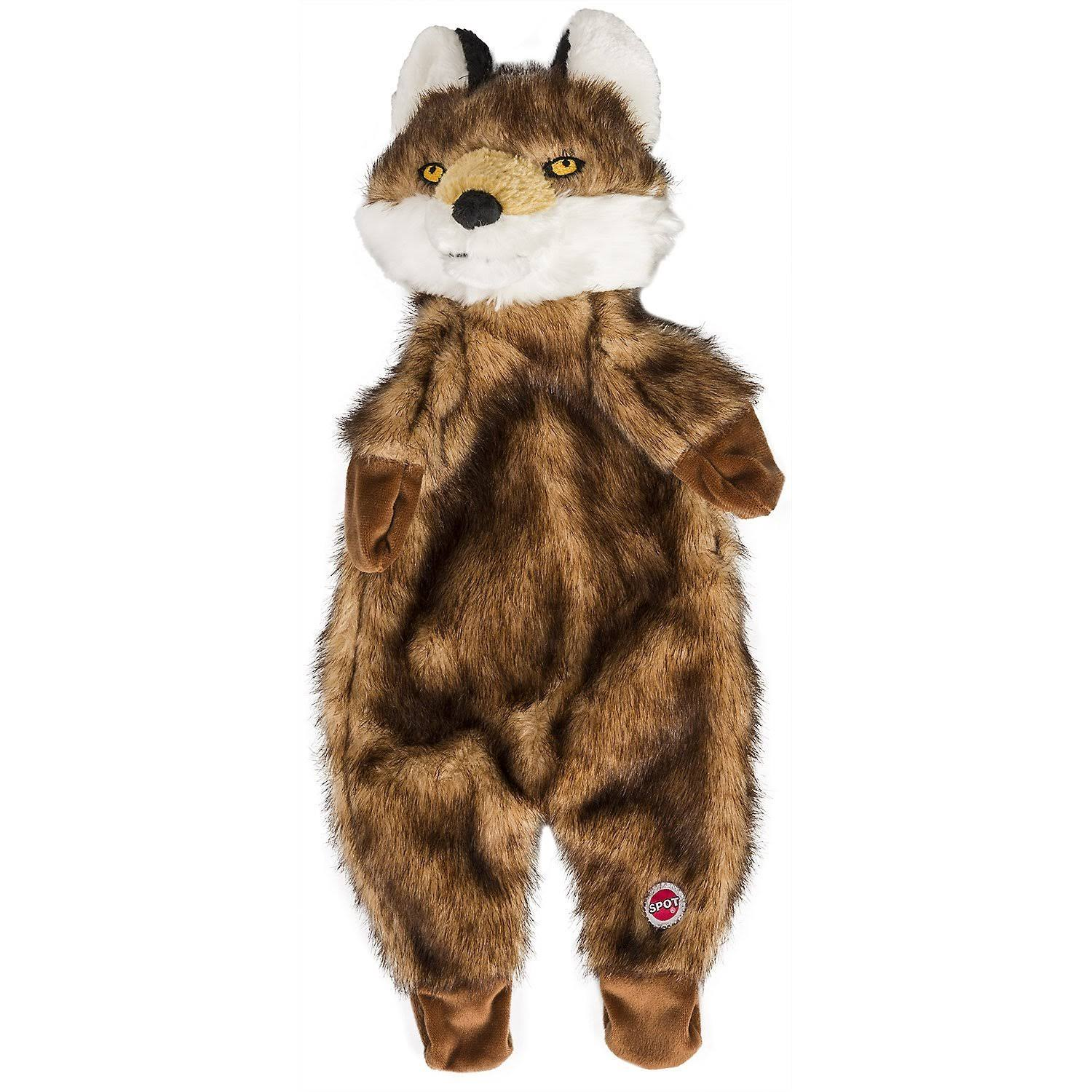 Ethical Dog - Plush Furzz Fox - Brown 20in