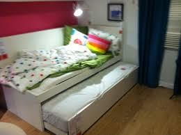 Ikea Flaxa Bed by Flaxa Trundle 250 Without Mattresses Bedroom Idea U0027s For Kids