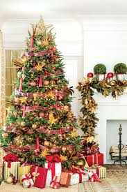 Pine Cone Christmas Trees For Sale by Christmas Tree Decorating Ideas Southern Living