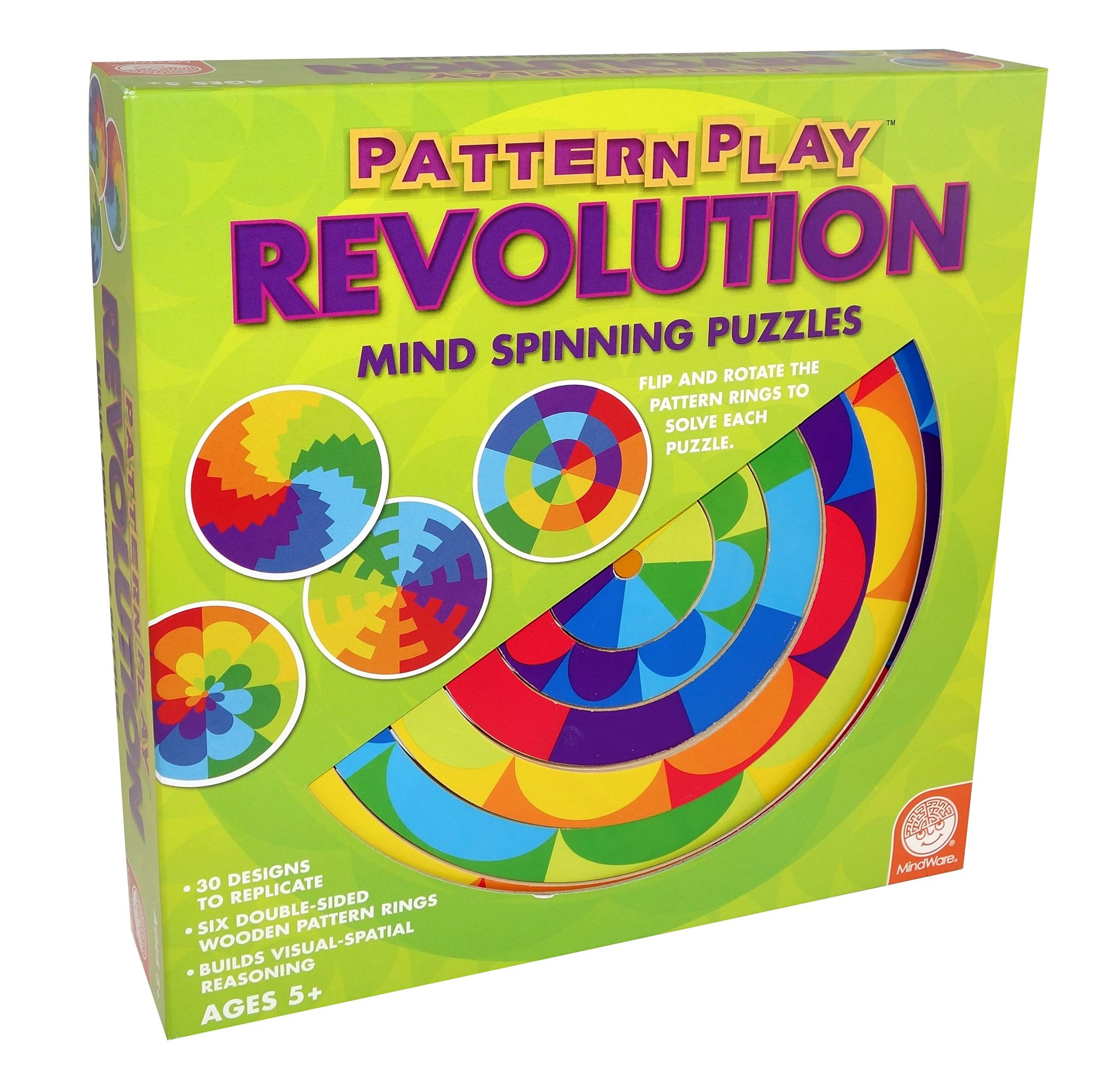 MindWare Pattern Play Revolution Puzzle