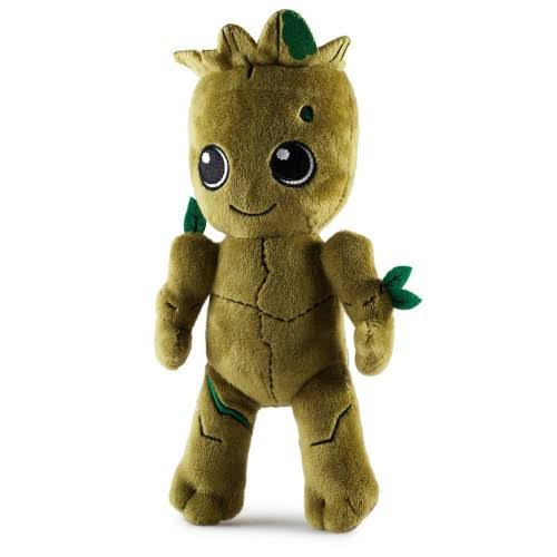 Plush Stuffed Guardians of the Galaxy Animal Plant Baby Groot Kids Gift Toy - 9""