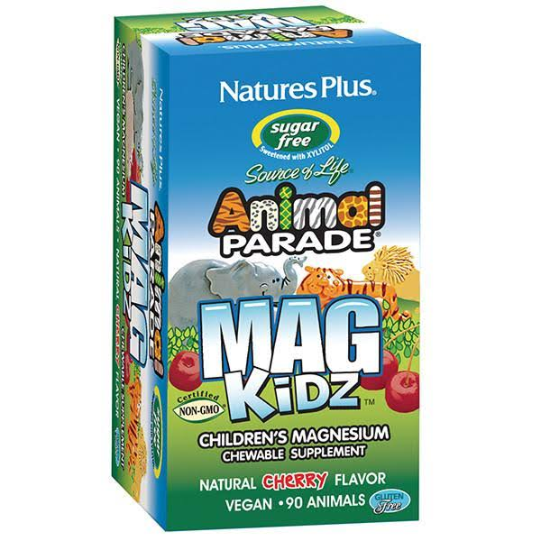 Nature's Plus Animal Parade Magkidz Supplements - 90ct