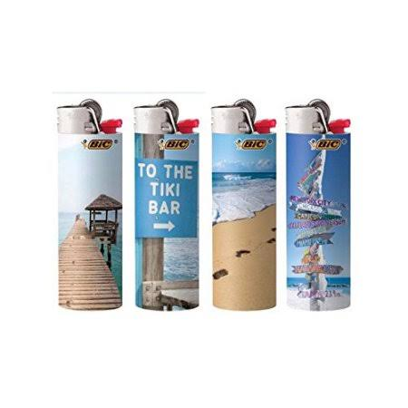 Bic Special Edition Vacation Series Lighter, 1 Pack