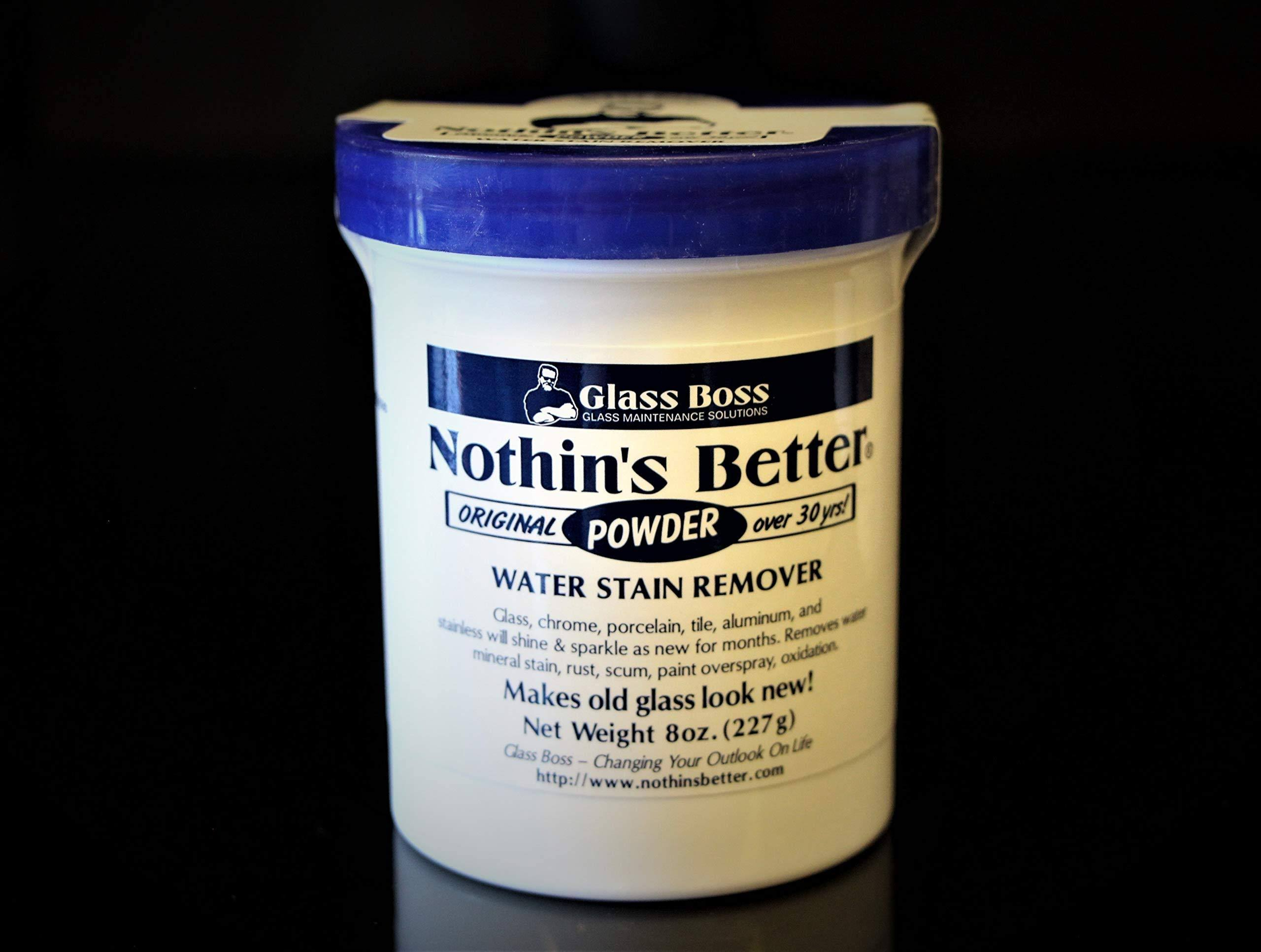 Nothins Better Water Stain Remover Powder