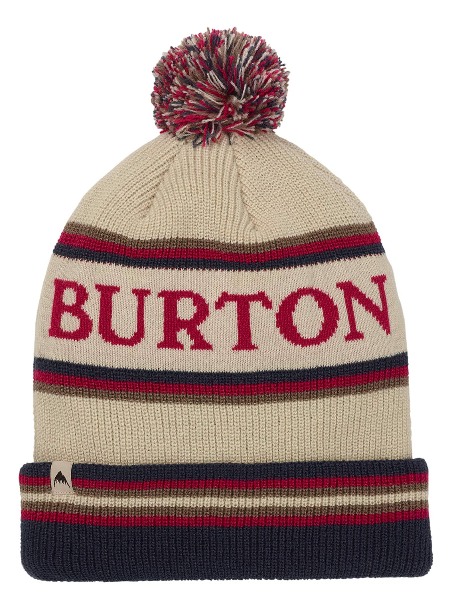 Burton Men's Trope Pom Beanie - Canvas