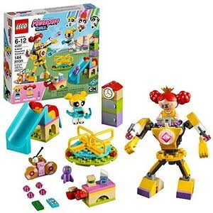 Lego Powerpuff Girls 41287 Bubbles' Playground Showdown