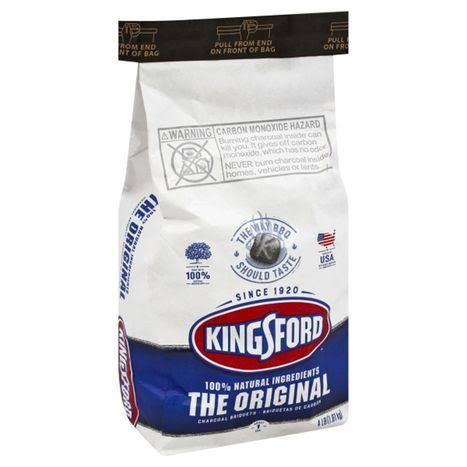 Kingsford Charcoal Briquets, The Original - 4 lb