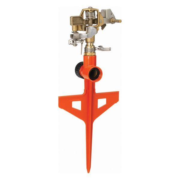 Dramm 10-15061 Red ColorStorm Stake Impulse Sprinkler