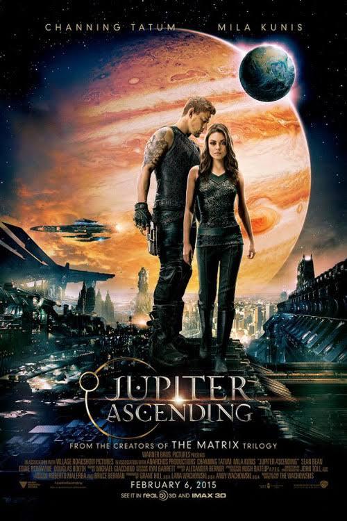 Jupiter Ascending-Jupiter Ascending